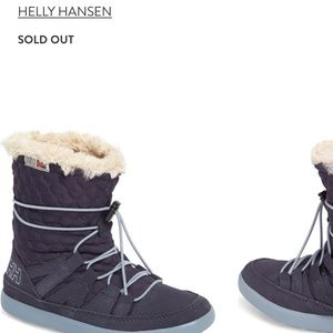 Helly Hansen 'Harriet' Cold Weather Boot toggle